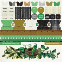 Limelight Cardstock Stickers 12