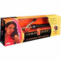 Gold N Hot Professional Spring Curling Iron 3/8