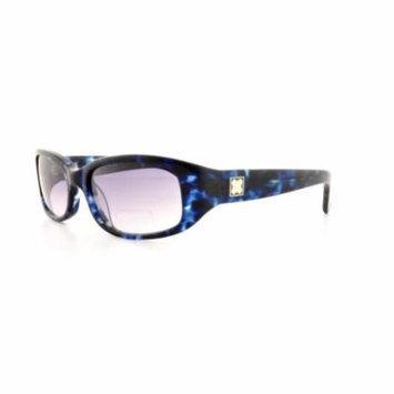Liz Claiborne Sunglasses 520/S 0JTW Navy Blue Marble