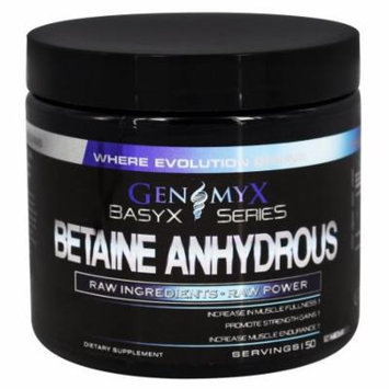 Genomyx - Betaine Anhydrous - 60 Grams