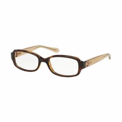 MICHAEL KORS Eyeglasses MK 8016 3104 Dark Tortoise/Taupe Glitter 52MM