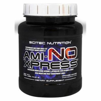 Scitec Nutrition - Ami-NO Xpress Performance and Pump Booster Orange Mango - 0.97 lb.