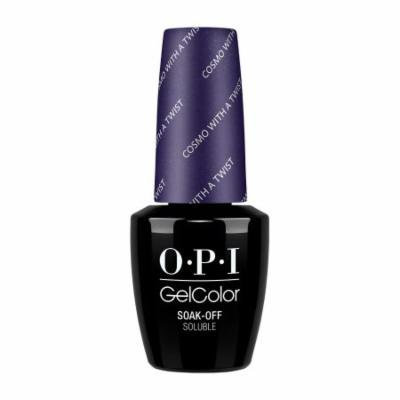 Opi Gelcolor Collection Nail Gel Lacquer, 0.5 Fluid Ounce - COSMO WITH A TWIST