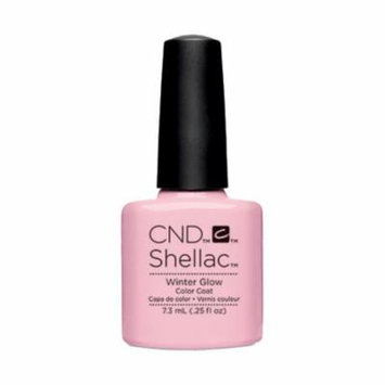 CND Shellac Nail Polish - Winter Glow