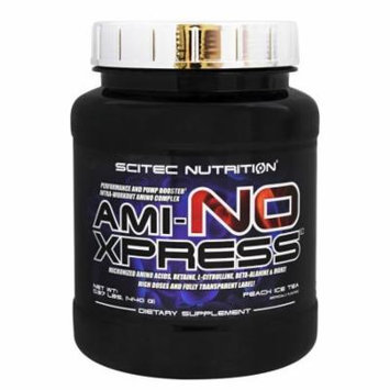 Scitec Nutrition - Ami-NO Xpress Performance and Pump Booster Peach Ice Tea - 0.97 lb.