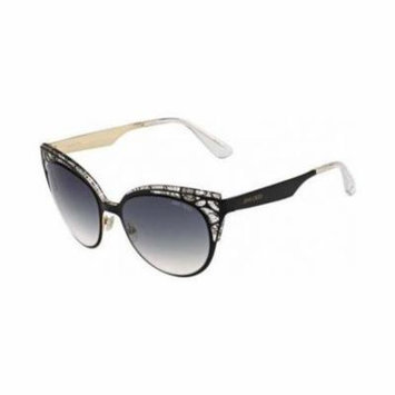 Jimmy Choo Sunglasses Female ESTELLE - Shiny Black - 55MM