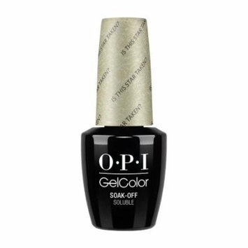 Opi Gelcolor Collection Nail Gel Lacquer, 0.5 Fluid Ounce - IS THIS STAR TAKEN?