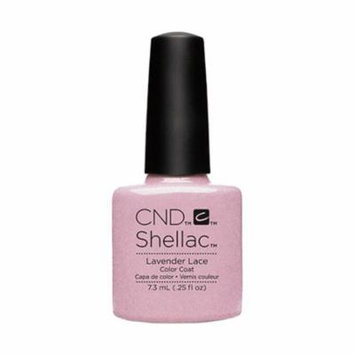 CND Shellac Nail Polish - Lavender Lace