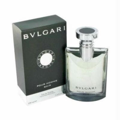 Bvlgari Pour Homme Soir by Bvlgari - Eau De Toilette Spray 1.7 oz - Men