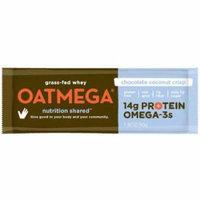 Oatmega Chocolate Coconut Crisp Bar, 50g (Pack of 12)