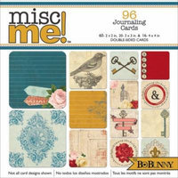 Misc Me Pocket Squares Journaling Cards-Juliet