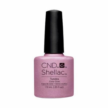 CND Shellac Nail Polish - Tundra