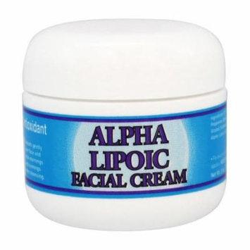 Nature's Vision - Alpha Lipoic Facial Cream - 2 oz.