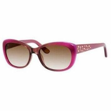 Juicy Couture Sunglasses Female 556/S - Rose Plum - 53MM