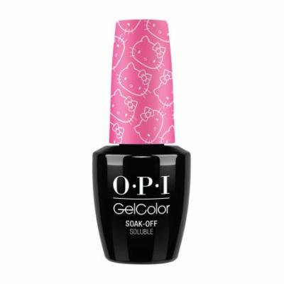 Opi Gelcolor Collection Nail Gel Lacquer, 0.5 Fluid Ounce - SUPER CUTE IN PINK