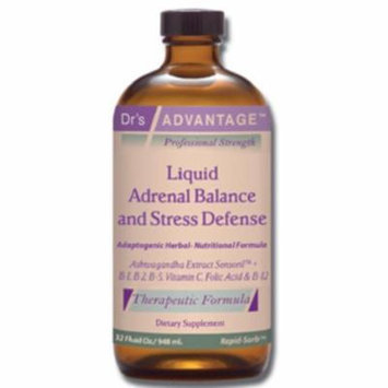 Dr.'s Advantage, Liq Adrenal Bal & Stress Def 32 fl oz