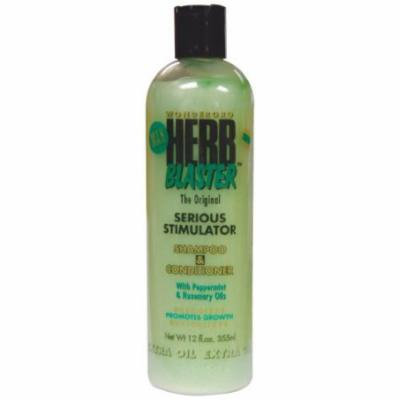 Wonder Gro Herb Blaster Shampoo 8 oz. (Pack of 6)