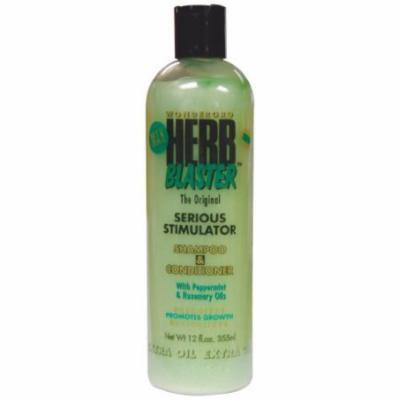 Wonder Gro Herb Blaster Shampoo 8 oz. (Pack of 6)