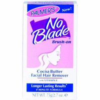 Palmer's No-Blade Cocoa Butter Facial Hair Remover 2.7 oz. (Pack of 2)