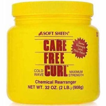 Care Free Curl #1 Rearranger - Maximum 2 lb. (Pack of 6)