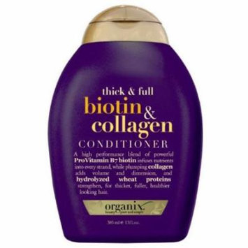 Organix Biotin & Collagen Conditioner 13 oz. (Pack of 2)