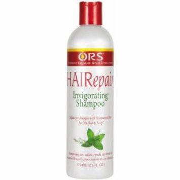 Organic Root Stimulator Hair Repair Invogora Shampoo 12.5 oz. (Pack of 6)
