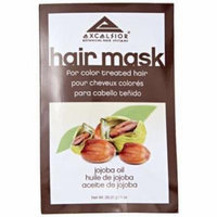 Excelsior Jojoba Oil Hair Mask Packette .10 oz. (Pack of 12)