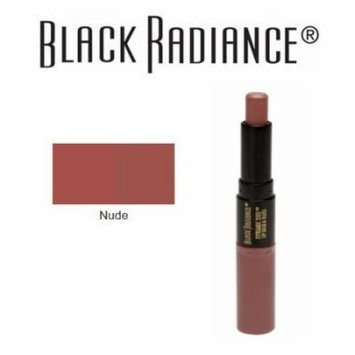 Black Radiance Dynamic Duo Lip Balm & Gloss - 5204 Nude (Pack of 3)