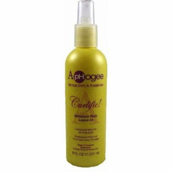 Aphogee Curlific Leave-In Treatment 8 oz. (Pack of 6)
