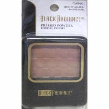 Black Radiance Pressed Powder -Honey Amber (Pack of 3)