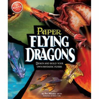 Paper Flying Dragons Book Kit-