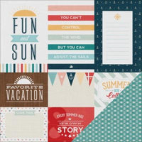 Solstice Double-Sided Cardstock 12