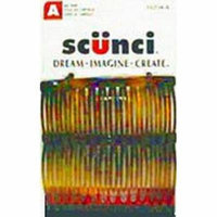 Scunci Comb Side Tort 2Pk (3-Pack)