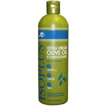 Isoplus Extra Virgin Olive Conditioner 16 oz. (Pack of 2)