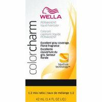 Wella Color Charm Liquid Permanent Hair Color - #8Ng - Light Biege Blonde 1.42 oz. (Pack of 6)