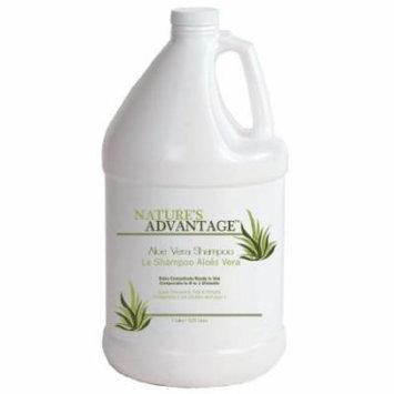 Natural Advantage Shampoo Aloe Vera 128 oz. (Pack of 2)