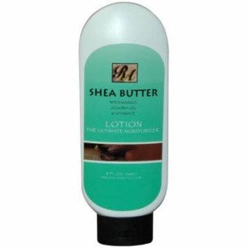 Ra Cosmetics Shea Butter Lotion - Mango 8 oz. (Pack of 2)