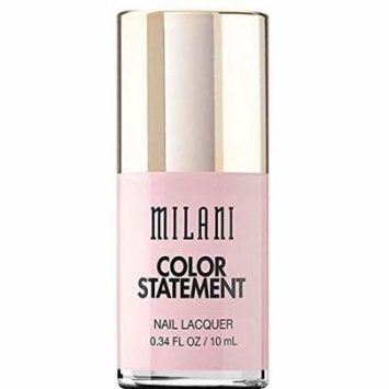 Milani Color Statement Nail Lacquer - 03 Lady-Like Sheer (Pack of 6)