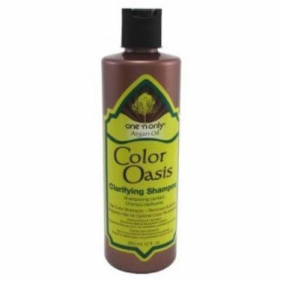 One 'N Only Argan Oil Color Oasis Clarifying Shampoo 12 oz. (Pack of 4)