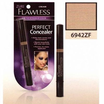 Zuri Flawless Perfect Concealer - Beige (Pack of 2)