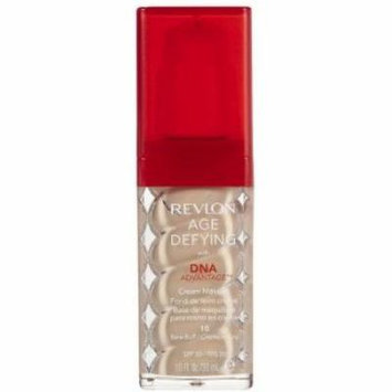 Revlon Age Defying Foundation with DNA Advantage - Bare Buff (Pack of 2)