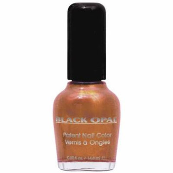 Black Opal Nail Polish - Copper Tone 3-Count (Pack of 2)