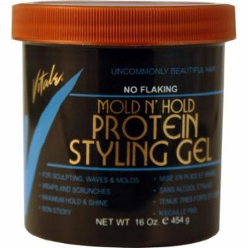 Vitale Mold N' Hold Protection Gel 16 oz. (Pack of 6)