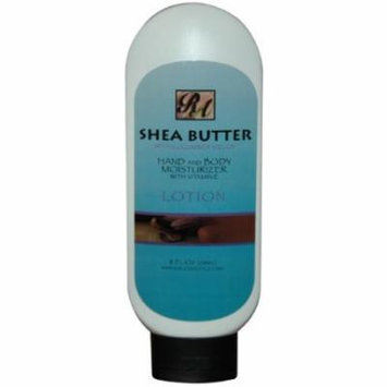 RA Cosmetics Shea Butter Lotion - Cucumber8 oz. (Pack of 2)