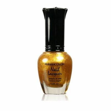 Kleancolor Nail Polish - #196 Top of The World (Pack of 6)