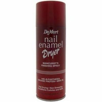 Demert Nail Enamel Dryer Spray 7.5 oz.