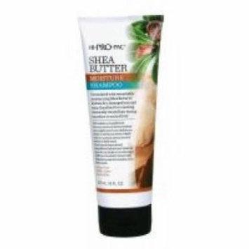 Hi-Pro-Pac Shampoo -Shea Butter 8 oz. (Pack of 3)