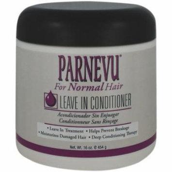 Parnevu Leave-In Conditioner - Regular 16 oz. (Pack of 2)