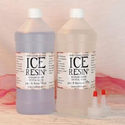 ICE Resin 64oz Refill Kit-32oz Resin & 32oz Hardener