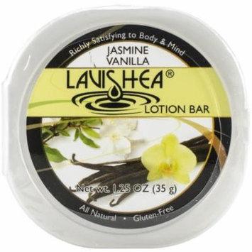 Lavishea Lotion Bar 1.35oz-Jasmine Vanilla